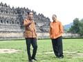 Jokowi Minta Objek Wisata Candi Borobudur Dibenahi