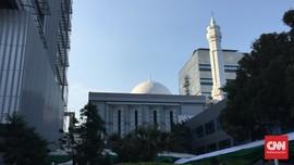 Kajian Felix Siauw di Masjid Fatahillah Balai Kota Dibatalkan