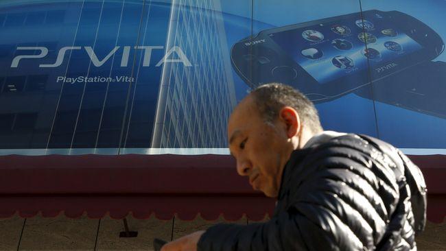 Sony Setop Produksi PS Vita