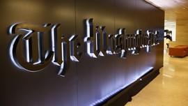Koran The Washington Post Palsu Bertajuk Trump Mundur Beredar