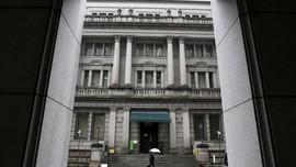Bank Sentral Jepang Revisi Turun Inflasi Jadi 0,9 Persen