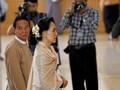 PBB Minta Suu Kyi Temui Rohingya yang Dipersekusi