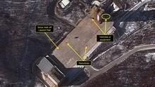 AS Sebut Kim Jong-un Bakal Hancurkan Situs Rudal Besar