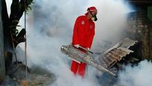 Antisipasi DBD, Pemprov DKI <i>Fogging</i> di Wilayah Korban