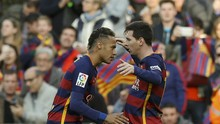 Messi Murka karena Barcelona Belum Rekrut Neymar