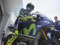 Lorenzo Ungguli Rossi di Tes Sepang Hari Pertama