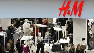 Promosi dengan Grafiti, H&M Diboikot Seniman Jalanan