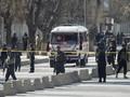 Bom Bunuh Diri di Depan Kantor Polisi Kabul, 10 Tewas