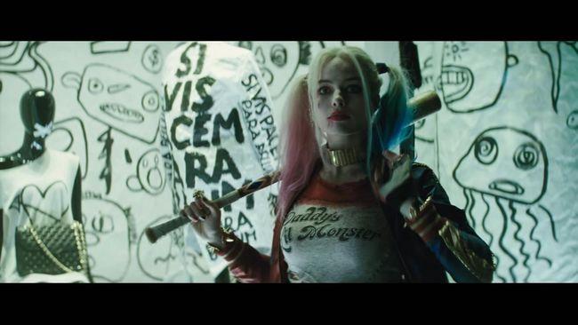 Harley Quinn Dapat 'Jatah' Film Solo Bertema 'All-Girl-Gang'