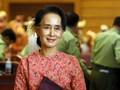 Kecam Persekusi Rohingya, Oxford Copot Lukisan Suu Kyi