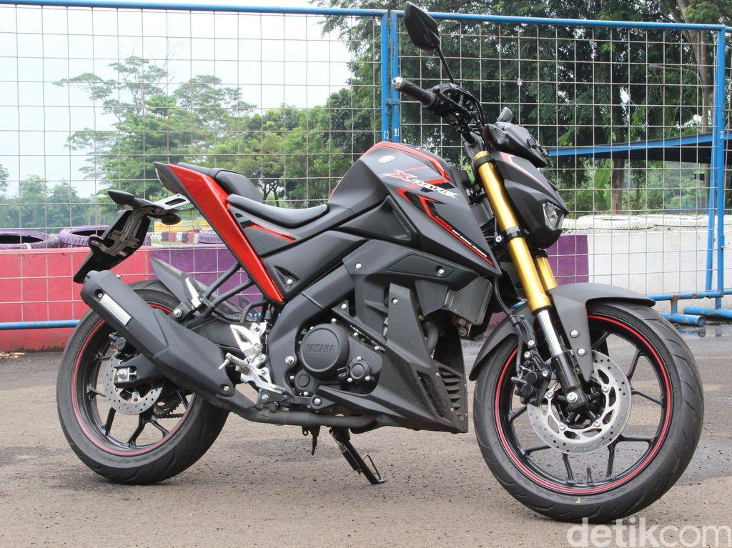 Yamaha Xabre terjual 5.030 unit. Foto: M Luthfi Andika