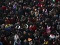 Jelang Imlek, Puluhan Ribu Orang Terjebak di Stasiun China