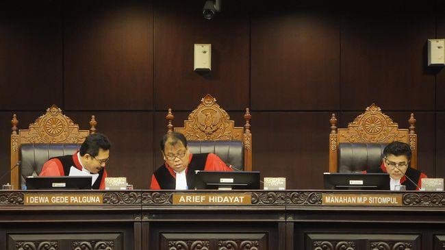 MK Sidangkan Gugatan Ahok soal Aturan Cuti Petahana Siang Ini