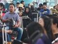 Jumlah Penumpang Angkutan Udara Domestik Turun 1,11 Persen