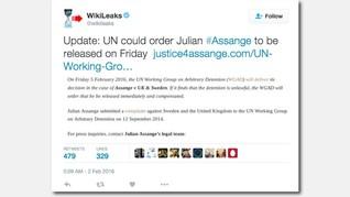 Julian Assange dan Rahasia Besar di Balik Wikileaks