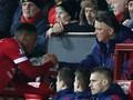 HT: MU Dipaksa Bermain Imbang 1-1 oleh Sunderland