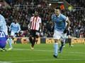 City Curi Tiga Poin di Kandang Sunderland