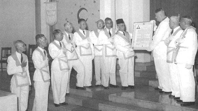 Lelaki Indonesia di Freemasonry, Raden Saleh hingga Kapolri