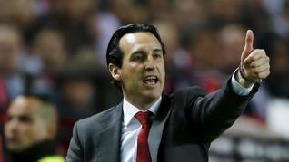 Unai Emery, Manajer Baru Arsenal yang Gagal di Rantau