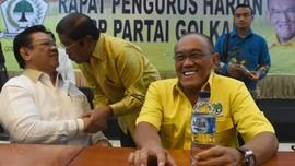 Pertemuan Petinggi KMP di PKS Bahas Isu Terkini