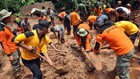 Tim SAR Gabungan Temukan Tujuh Korban Tewas Longsor Purworejo