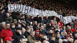 Suporter Liverpool Buat Harga Tiket Semifinal Piala FA Turun