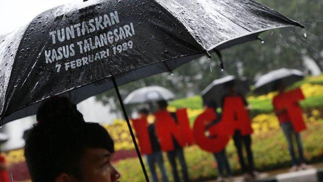 Korban Talangsari soal Pilpres 2019: Kami Masih Golput