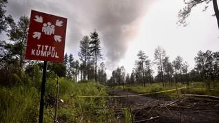 Cuaca Ekstrem, Mahasiswa Tewas di Gunung Mas Bogor