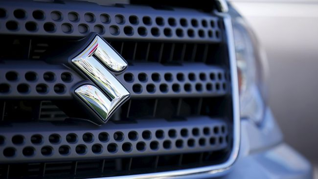 Suzuki Pasang Target Penjualan Moderat Tahun Ini