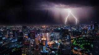 Jepang Bersiap Sambut Angin Topan Jebi