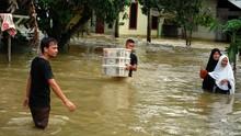 Banjir Bandang di Sibolangit, Dua Desa Terisolasi