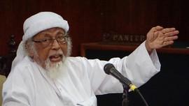 Alasan Ba'asyir Tolak Teken Dokumen Ikrar pada Pancasila