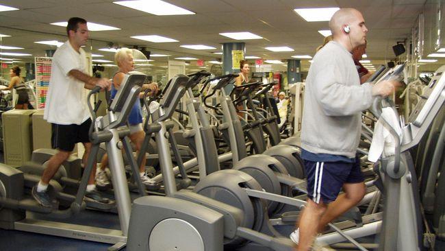 Olahraga Berlebihan Bisa Sebabkan Tubuh Rentan Sakit