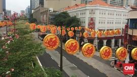 Singapura, 'Singa' yang Tertidur Usai Pergantian Tahun