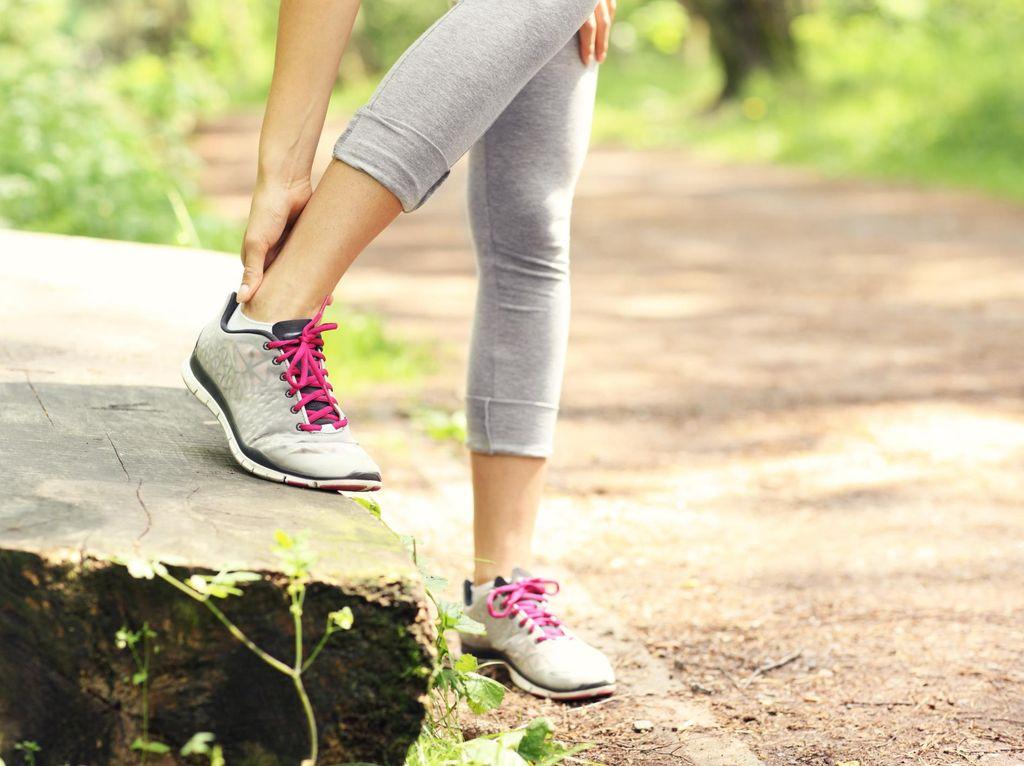 Sehat memilih alas kaki