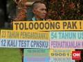 Marak Kecurangan Tes CPNS, Honorer K2 Lapor Ombudsman
