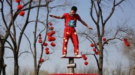 Merayakan Tahun Baru China dengan Olahraga Tradisional