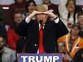 Kala Trump Terjebak Nostalgia Tiga Dekade Silam