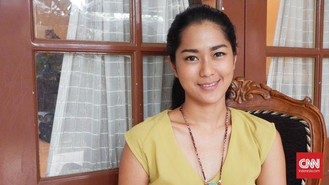 Cedera, Prisia Nasution Tetap Syuting 'Pesantren Impian'