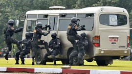 Lima Pasukan Elite Anti-Teror di Indonesia