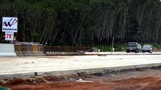Tol Trans Sumatera Belum Siap Dilalui Pemudik