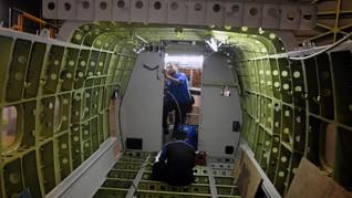 PTDI Ingin Rangkul Airbus Kembangkan Komponen Pesawat
