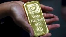 Ikuti Emas Dunia, Harga Emas Antam Stagnan di Rp663 Ribu