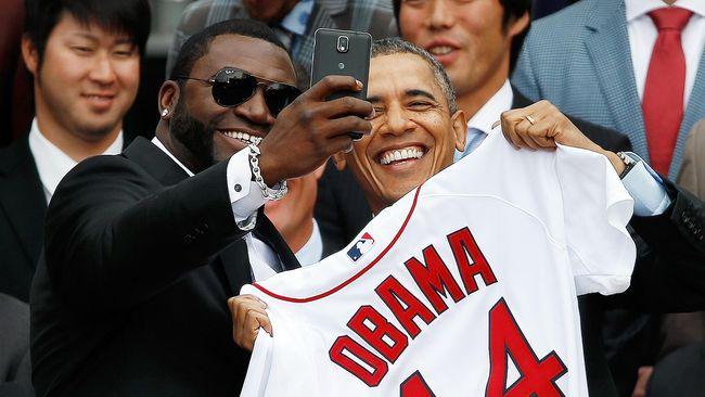 Barack Obama Sudah Jemu dengan <i>Selfie</i>