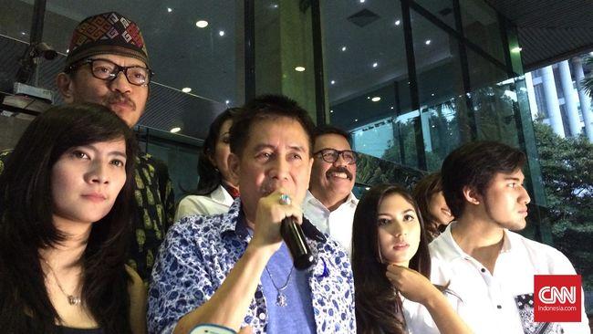 Resah Lihat Korupsi, Sys NS Buat Film 'Pacarku Anak Koruptor'