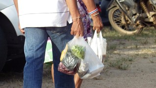 Soal Plastik Berbayar, KLHK Bidik Pasar Tradisional