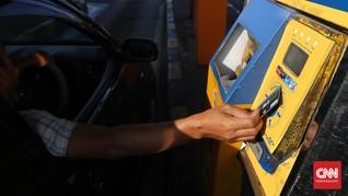 Hakim MK Tolak Gugatan Pembayaran e-Toll