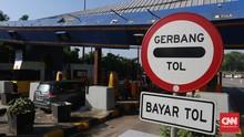 Rem Blong, Truk Kontainer Tabrak Gardu Tol Halim