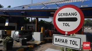 Dua Gardu Gerbang Tol Kamal 1 Jakarta Ditutup 20 Hari