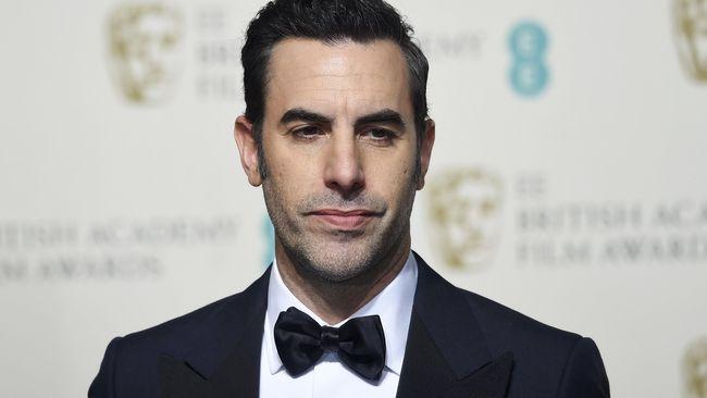 Bintang Film Satir 'Borat' Kembali Muncul di Layar Kaca